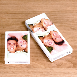 Custom Playing Card Tuck Box
